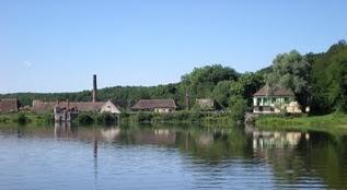 Troncais - Les forges